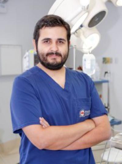Dr. Felipe Lillo Araya